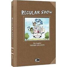Regular Show Complete Third Season 0883929391226 DVD Region 1