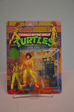 Teenage Mutant Ninja Turtles April Oneil TMNT Playmates Vintage MOC