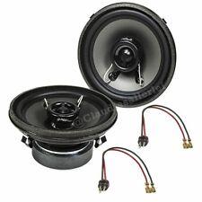 Lautsprecher für Mercedes W124 C124 S124 A124 Armaturenbrett inkl. Adapter