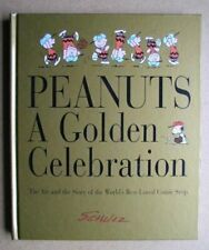 Peanuts: a Golden Celebration by Schulz, Charles Book The Cheap Fast Free Post