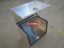 3.5mm Aluminium Generator Camper Tool Box 750x500x550mm UTE/Car/Truck Toolbox