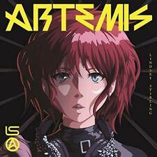 Lindsey Stirling Artemis CD BRAND NEW Underground The Upside Digipack Ships Free