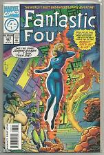 Fantastic Four #387, Vintage Marvel comic book from April 1994