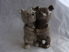 WADE BEST FRIENDS BEARS APPROX 3.5 INCHES TALL