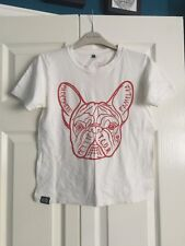 XL Children's French Bulldog Alt Tattoo T-Shirt Sideshow Familia