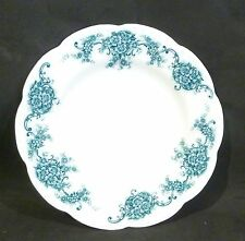 "VINTAGE Johnson Bros / Brothers HENZADA  10"" Plate BLUE ROSE"
