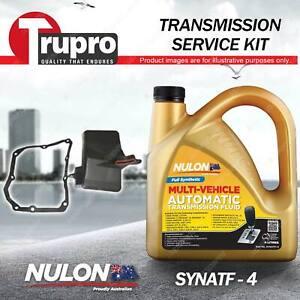 SYNATF Transmission Oil + Filter Service Kit for Holden Vectra ZC PG59505