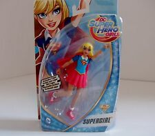 "DC Super Hero Girls SUPERGIRL Figure 5.5"""