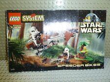 LEGO ® Star Wars de recette 7128 speeder bikes INSTRUCTION BA ungelocht
