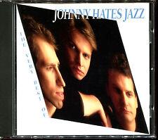 JOHNNY HATEZ JAZZ - THE VERY BEST OF - CD ALBUM [1475]