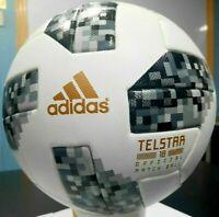 ADIDAS TELSTAR 2018 BEST QUALITY SOCCER MATCH BALL SIZE 5 FIFA WORLD CUP RUSSIA