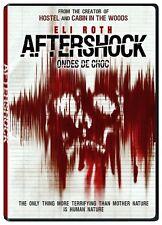 Aftershock (DVD) Eli Roth, Natasha Yarovenko, Ariel Levy NEW