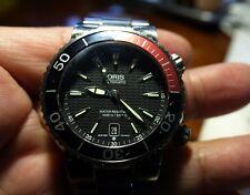 Oris TT1 Titanium 1000m Model 633-7541P Wrist Watch