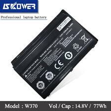 5200mAh Battery For Clevo W370BAT-8 6-87-W37ES-427 W350ET W350ET W350ETQ W355STQ