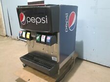 """""""Cornelius Md150"""" H.D. Commercial Lighted 6 Heads Counter Top Soda Dispenser"""