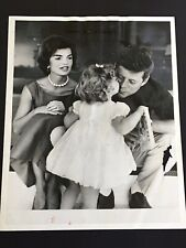 "John F. Kennedy ""Family Man"" Type 1 Photograph By Mark Shaw Life Magazine 1960"