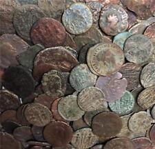 1-Ancient Bronze Roman Empire Coin JBIN0007