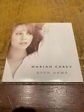 Mariah Carey Open Arms Austria 🇦🇹 Cardboard Single