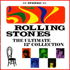 "THE ROLLING STONES  ""The Ultimate 12"" Collection""  2-cd  (22 Terrific Mixes!)"