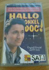 Hallo Onkel doc, mc, Weihnacht mit Schönheitsf., NEU und OVP, Kassette