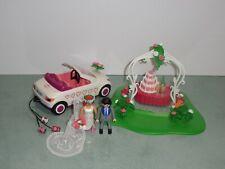 Playmobil Wedding Car / Scene