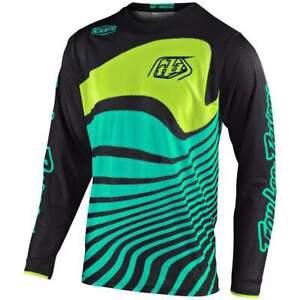 Troy Lee Designs Gp Air Jersey TLD Motocross Mx Dirt Bike Atv DRIFT TURQUOISE XL