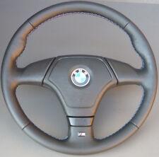 Lederlenkrad BMW E31 E34 E36 E39 Z3 mit Airbag m3