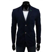 Manteaux et vestes bleu en laine taille L pour homme