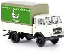 BREKINA 34633 - Om Turtle 'Alitalia' Scale H0 1/87