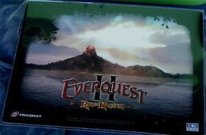 Ideazon Everquest II: Rise of Kunark FragMat Gaming Mousepad - BRAND NEW
