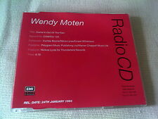 WENDY MOTEN - COME IN OUT OF THE RAIN - UK PROMO CD SINGLE