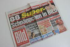 BILDzeitung 25.05.2002 Mai 25.5.2002 Geschenk 16. 17. 18. 19. Geburtstag