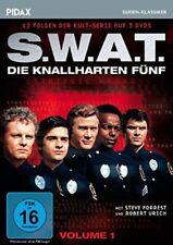 Die knallharten Fünf (S.W.A.T.) Vol. 1 * DVD 12 Folgen der Kult-Serie Pidax Neu