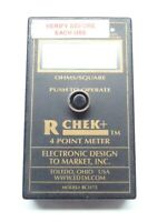R Chek+ RC3175 Ohms 4 Point Surface Resistivity Meter