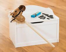 Noa and Nani Toy Storage Organiser - White