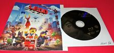 New listing The Lego Movie (Mint Blu-ray Disc & Artwork Only, No Case) Free Shipping