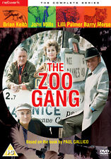 DVD:THE ZOO GANG - THE COMPLETE SERIES - NEW Region 2 UK