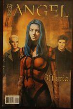 Angel Spotlight Illyria - Steph Stamb Cover VF/NM first printing IDW Buffy BTVS