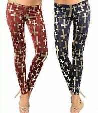 Pantaloni da donna senza marca skinny
