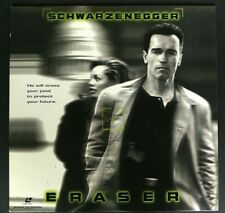 LASERDISC Eraser - Schwarzenegger