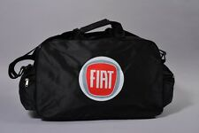FIAT TRAVEL / GYM / TOOL / DUFFEL BAG flag SPIDER 124 2000 500 600 PININFARINA