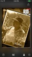 Topps The Walking Dead Digital Card Trader Faded Dale Horvath Fallen Insert