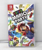 Super Mario Party (Nintendo Switch) - NEW