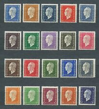 FRANCE - 1945 YT 682 à 701 - TIMBRES NEUFS** MNH LUXE