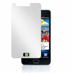3x TOP QUALITY MIRROR LCD SCREEN PROTECTOR FOR SAMSUNG GALAXY SII S2 S 2 i9100