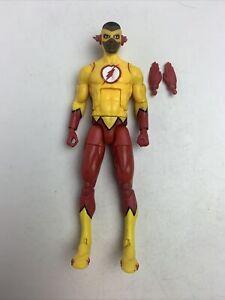"Mattel DC Multiverse Kid Flash 6"" Action Figure Loose"