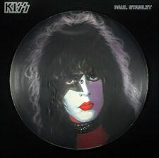Paul Stanley KISS Picture Disc Vinyl Record