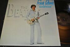 FRANK GIBSON Beatles Guitars / German LP 1978 METRONOME 0060.098