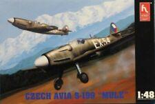 Hobby Craft 1:48 Czech Avia S-199 Mule Plastic Aircraft Model Kit #HC1524