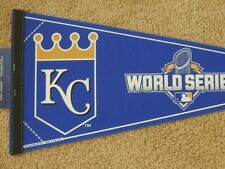 2015 Kansas City Royals Bassball A.L. Champs Full Size 30 Inch Pennant